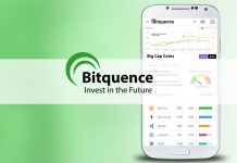 Bitquence BQX wallet