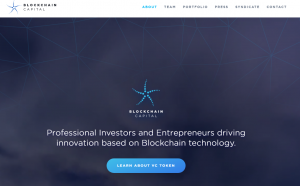 Blockchain Capital BCAP