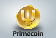 Primecoin cryptocurrency
