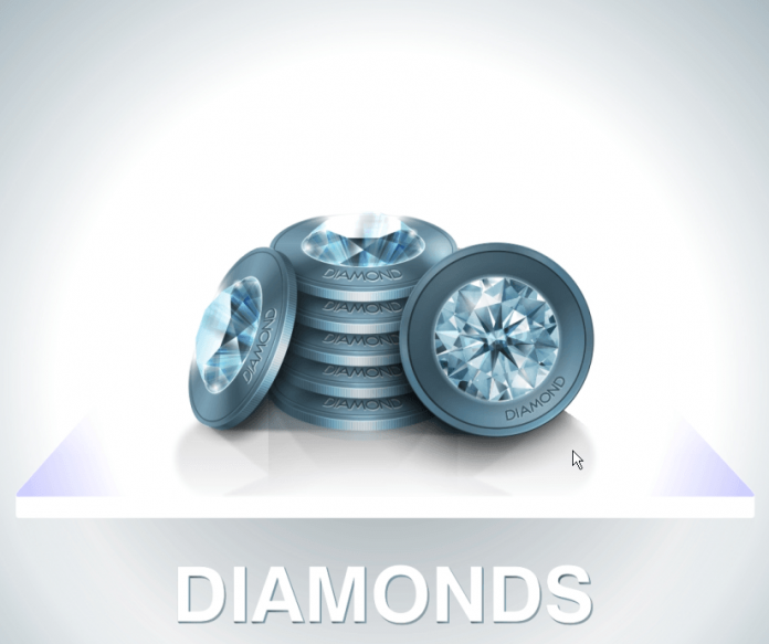 Diamond DMD cryptocurrency