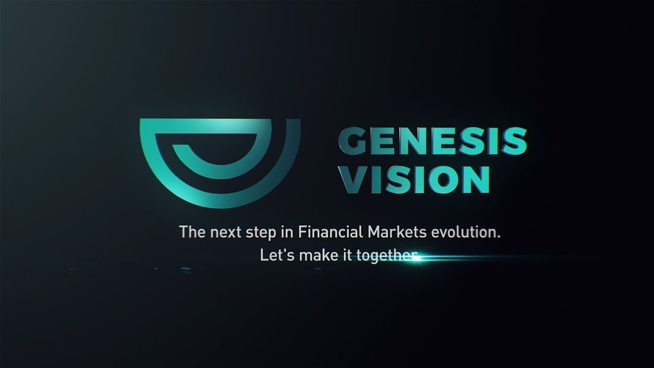 Genesis Vision ICO – Presale, ICO and token - Crypto Coins ...