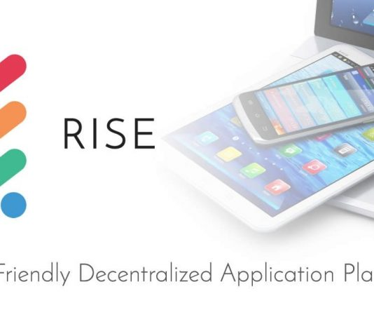 Rise cryptocurrency